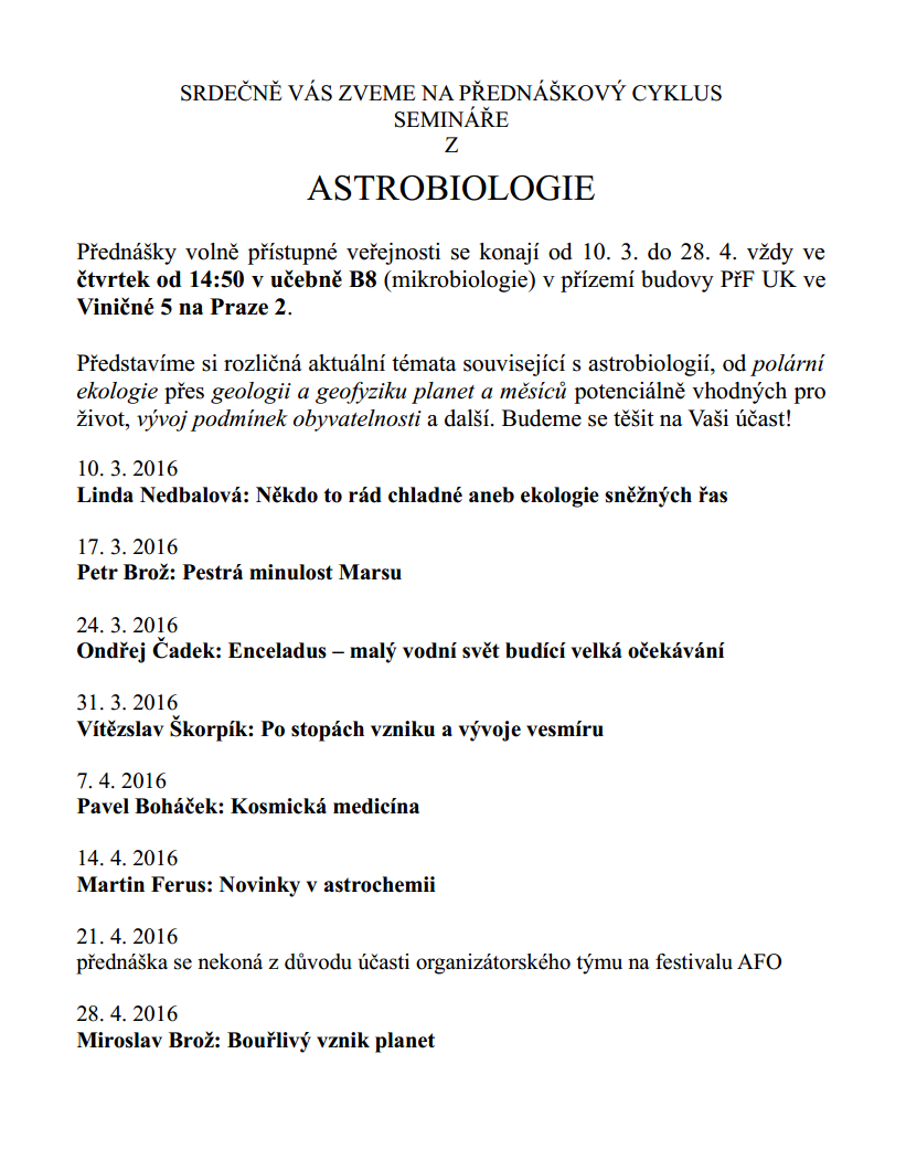 Astrobio_seminar